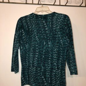 Talbots Sweaters - Talbots Cashmere 3/4 Sleeve Sweater